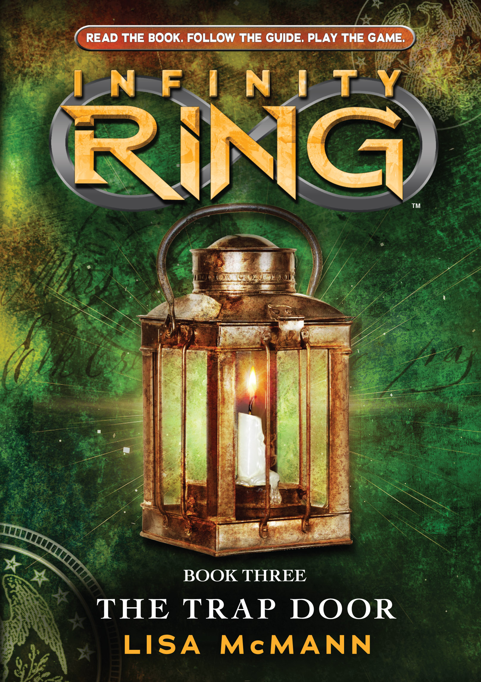 INFINITY RING BOOK 3