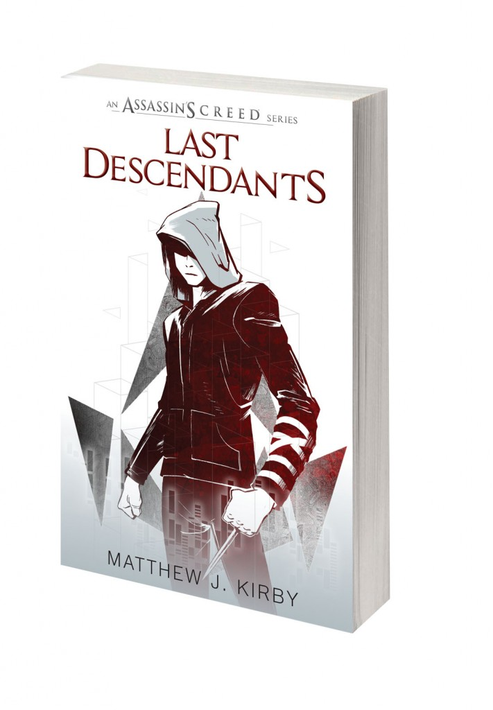LastDescendants bookshot