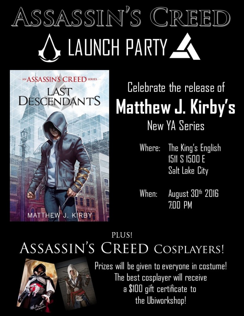 AC launch poster